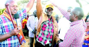Mosiro by-election: Tirishe gets Cord ticket
