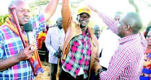 Mosiro by-election: Tirishe gets Cord ticket
