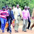 Nkaissery warns against 'tribalist' Governor candidate