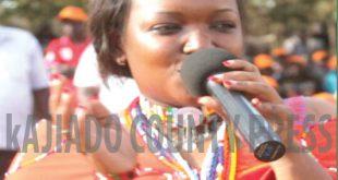 Rakita urges youth to support her bid